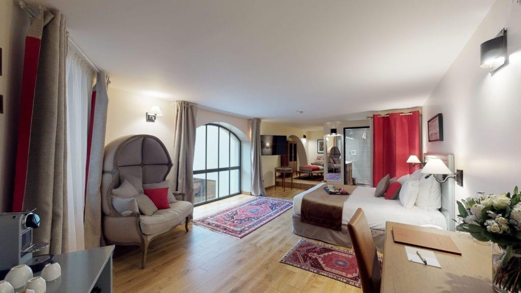 visite virtuelle immobilier et hôtels